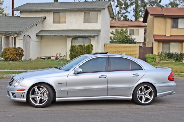 2007 Mercedes-Benz E63 6.3L AMG ONLY 84K ORIGINAL MLS NAVIGATION NEW TIRES SUNROOF XENON LEATHER Woodland Hills, CA 5