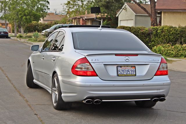 2007 Mercedes-Benz E63 6.3L AMG ONLY 84K ORIGINAL MLS NAVIGATION NEW TIRES SUNROOF XENON LEATHER Woodland Hills, CA 7