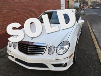 2007 Mercedes-Benz E63 AMG 6.3L 507HP Premium Package2 Local 2 Owner Great History All Stock and Original Seattle, Washington