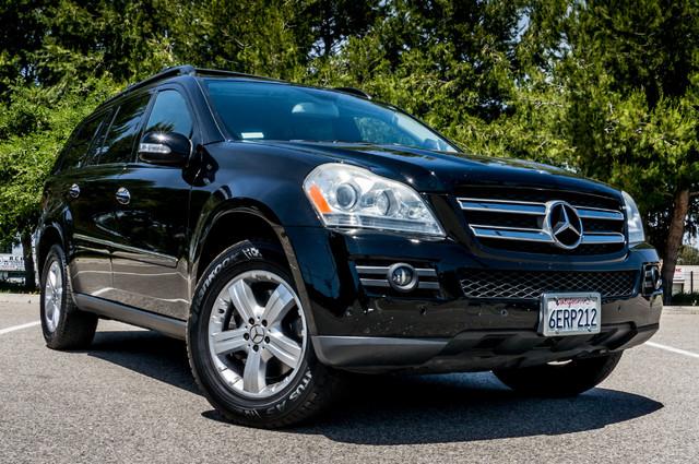 2007 Mercedes-Benz GL320 4WD CDI - PREMIUM PKG - NAVI - HTD STS Reseda, CA 53