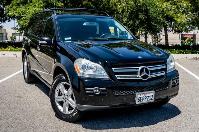 2007 Mercedes-Benz GL320 4WD CDI - PREMIUM PKG - NAVI - HTD STS Reseda, CA 51