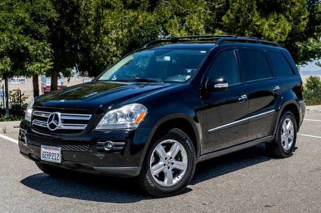 2007 Mercedes-Benz GL320 4WD CDI - PREMIUM PKG - NAVI - HTD STS Reseda, CA 48