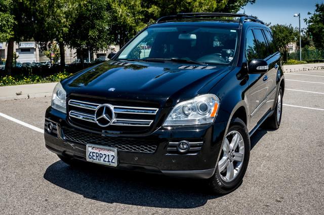 2007 Mercedes-Benz GL320 4WD CDI - PREMIUM PKG - NAVI - HTD STS Reseda, CA 50