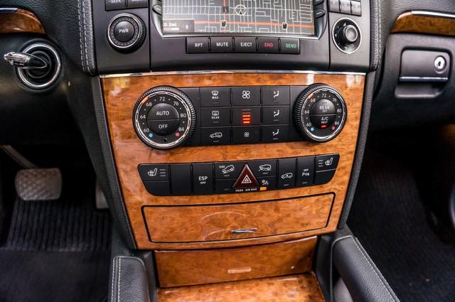 2007 Mercedes-Benz GL320 4WD CDI - PREMIUM PKG - NAVI - HTD STS Reseda, CA 32