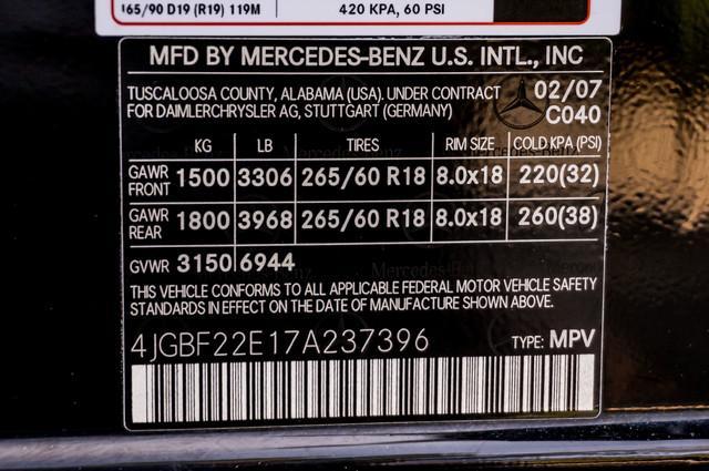 2007 Mercedes-Benz GL320 4WD CDI - PREMIUM PKG - NAVI - HTD STS Reseda, CA 46
