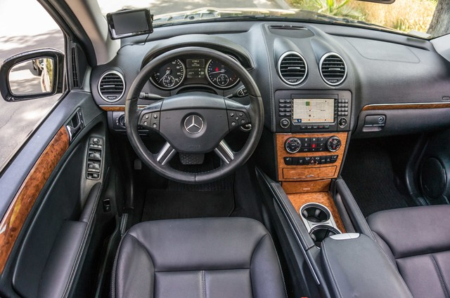 2007 Mercedes-Benz GL320 4WD CDI - PREMIUM PKG - NAVI - HTD STS Reseda, CA 22