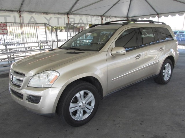 2007 Mercedes GL450 This particular Vehicle comes with 3rd Row Seat Please call or e-mail to chec