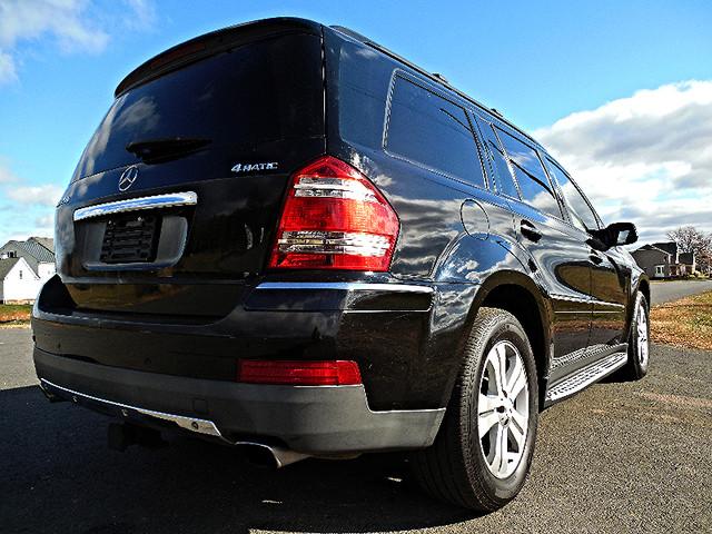 2007 Mercedes-Benz GL450 4MATIC SPORT/PREMIUM/REAR ENTERTAIMENT PAKAGE Leesburg, Virginia 2