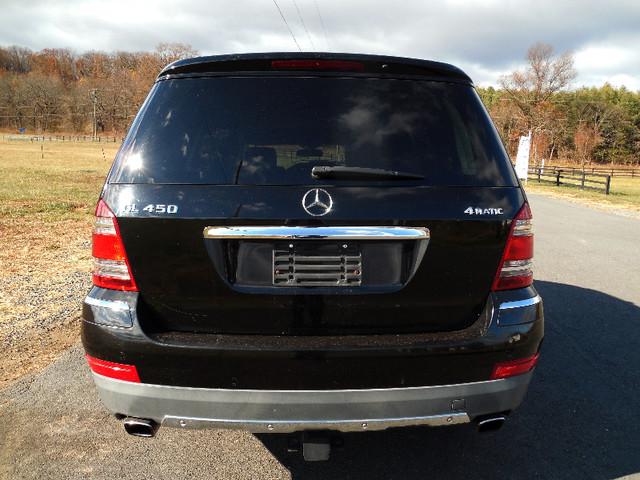 2007 Mercedes-Benz GL450 4MATIC SPORT/PREMIUM/REAR ENTERTAIMENT PAKAGE Leesburg, Virginia 6