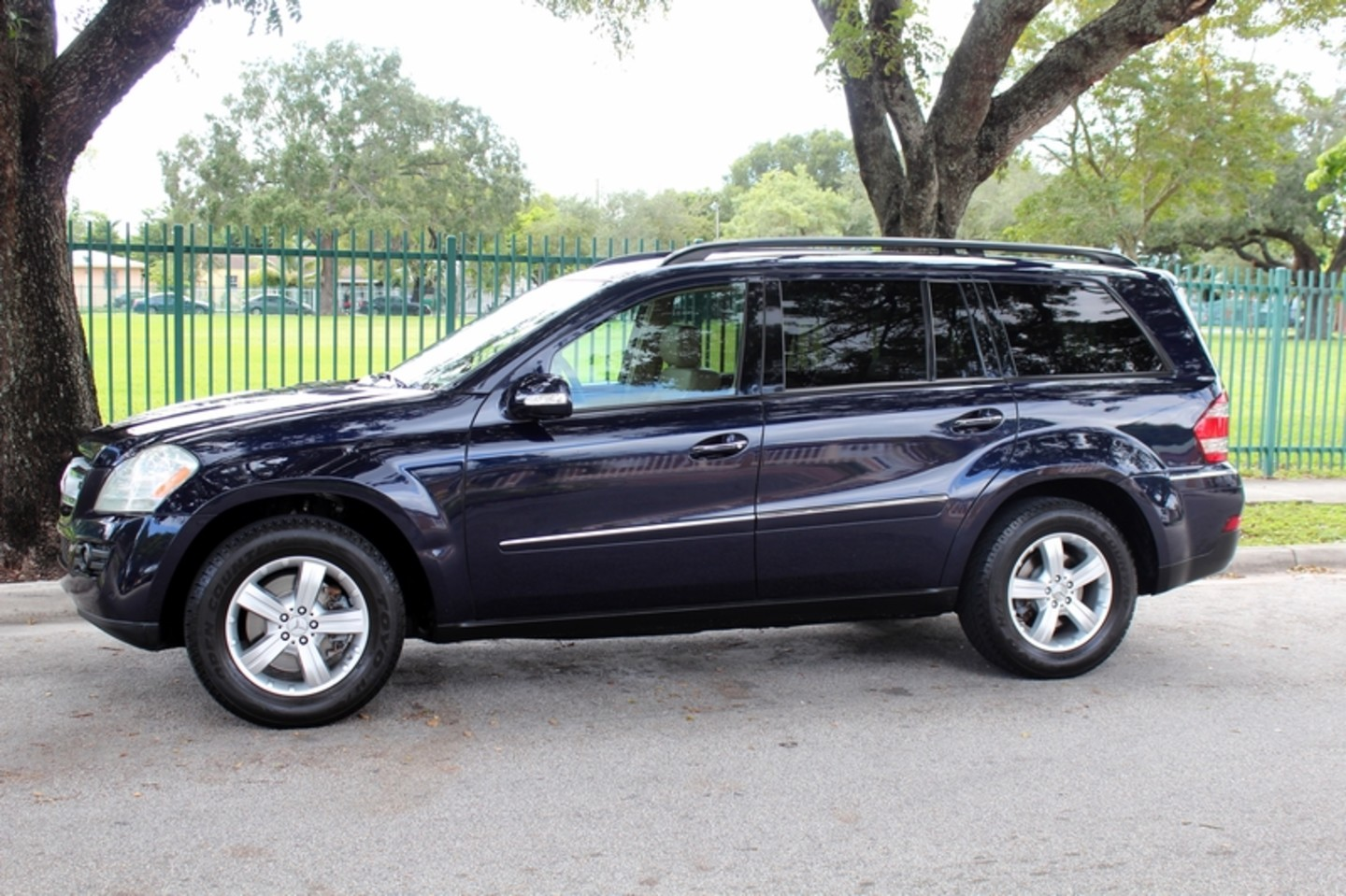2007 Mercedes Benz Gl450 4matic City Florida The Motor Group