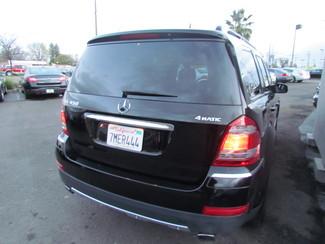 2007 Mercedes-Benz GL450 DVD  Navigation Sacramento, CA 11