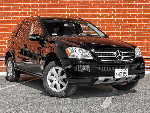 2007 Mercedes-Benz ML350 3.5L Burbank, CA 1