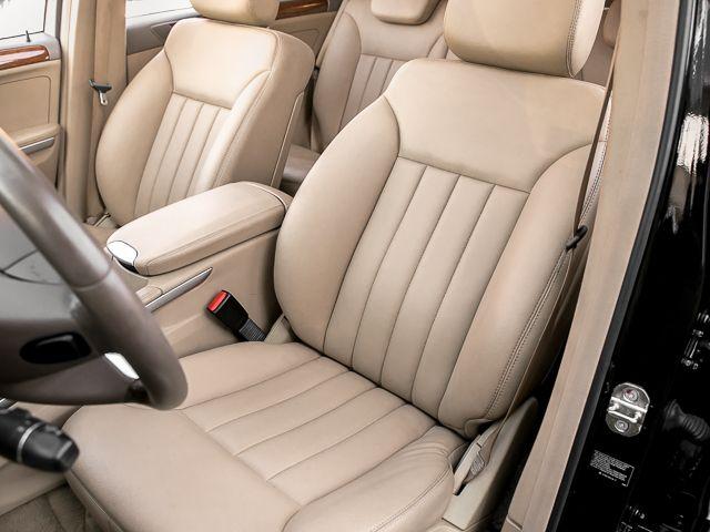 2007 Mercedes-Benz ML350 3.5L Burbank, CA 10