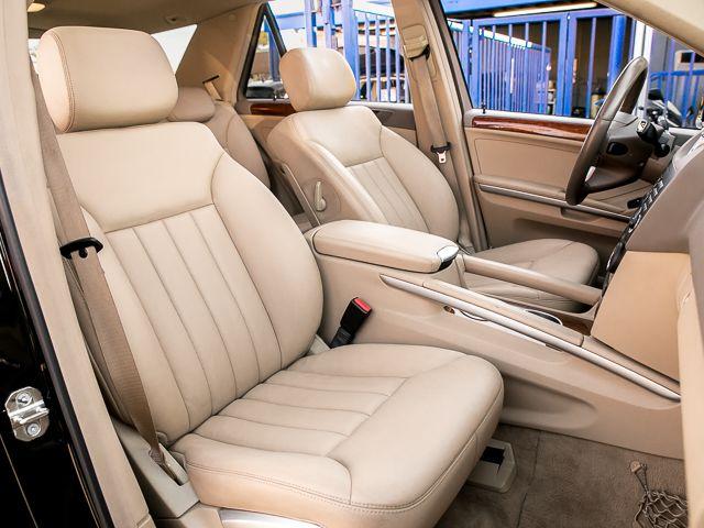 2007 Mercedes-Benz ML350 3.5L Burbank, CA 12