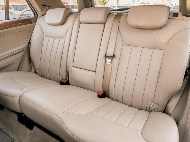 2007 Mercedes-Benz ML350 3.5L Burbank, CA 14