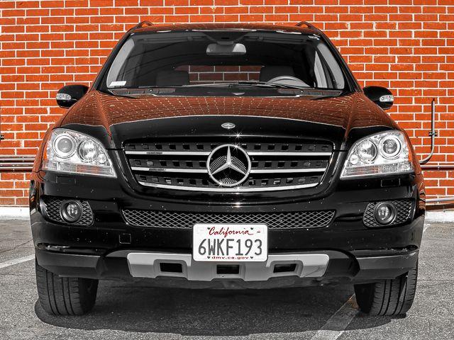2007 Mercedes-Benz ML350 3.5L Burbank, CA 2