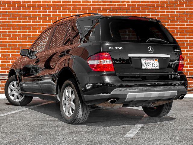 2007 Mercedes-Benz ML350 3.5L Burbank, CA 5