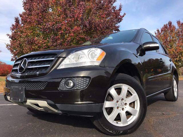 2007 Mercedes-Benz ML350 3.5L Leesburg, Virginia 1