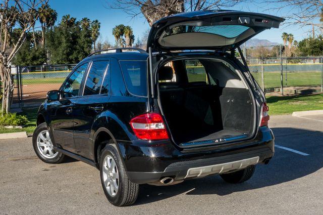 2007 Mercedes-Benz ML350 3.5L Reseda, CA 9