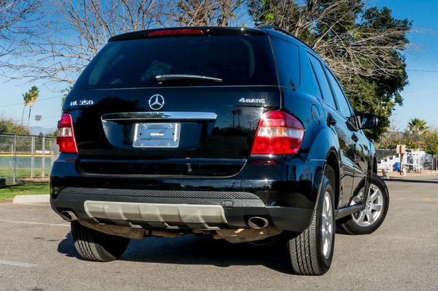 2007 Mercedes-Benz ML350 3.5L Reseda, CA 7