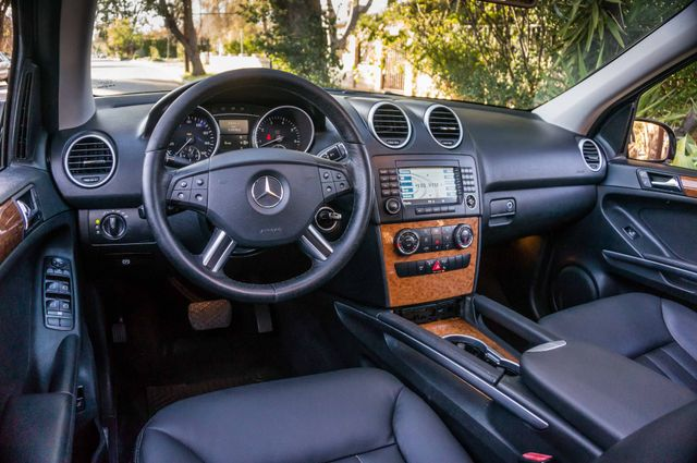 2007 Mercedes-Benz ML350 3.5L Reseda, CA 22