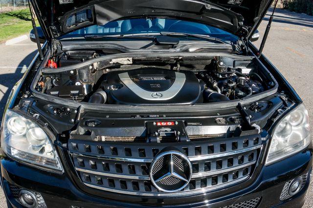 2007 Mercedes-Benz ML350 3.5L Reseda, CA 37