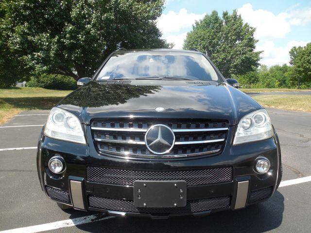 2007 Mercedes-Benz ML63 6.3L AMG Leesburg, Virginia 6