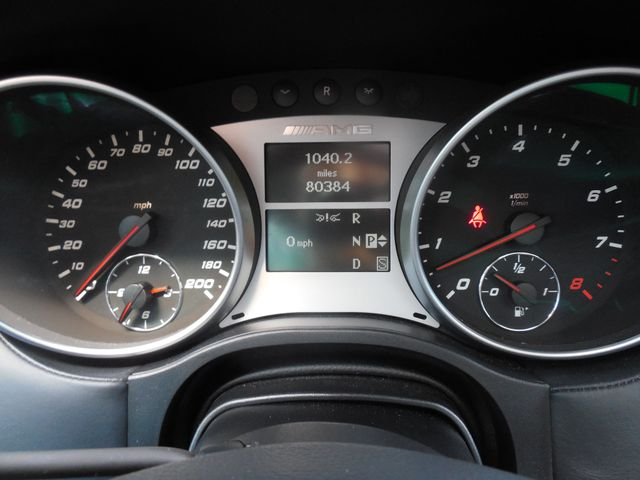 2007 Mercedes-Benz ML63 6.3L AMG Leesburg, Virginia 21