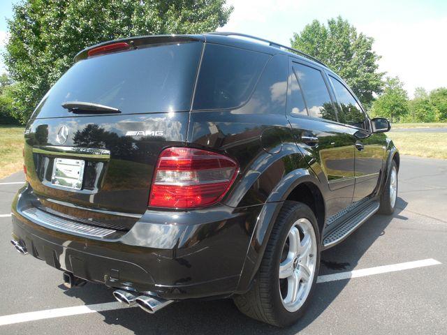 2007 Mercedes-Benz ML63 6.3L AMG Leesburg, Virginia 2