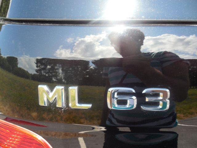 2007 Mercedes-Benz ML63 6.3L AMG Leesburg, Virginia 8