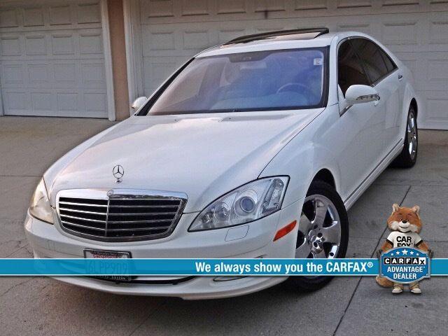 2007 Mercedes-Benz S550 5.5L AUTOMATIC ONLY 77K ORIGINAL MLS NAVIGATION ALLOY WHLS SERVICES RECORDS! Woodland Hills, CA 0
