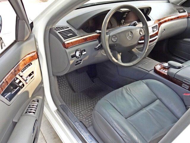 2007 Mercedes-Benz S550 5.5L AUTOMATIC ONLY 77K ORIGINAL MLS NAVIGATION ALLOY WHLS SERVICES RECORDS! Woodland Hills, CA 12