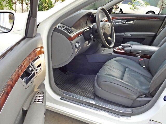 2007 Mercedes-Benz S550 5.5L AUTOMATIC ONLY 77K ORIGINAL MLS NAVIGATION ALLOY WHLS SERVICES RECORDS! Woodland Hills, CA 14