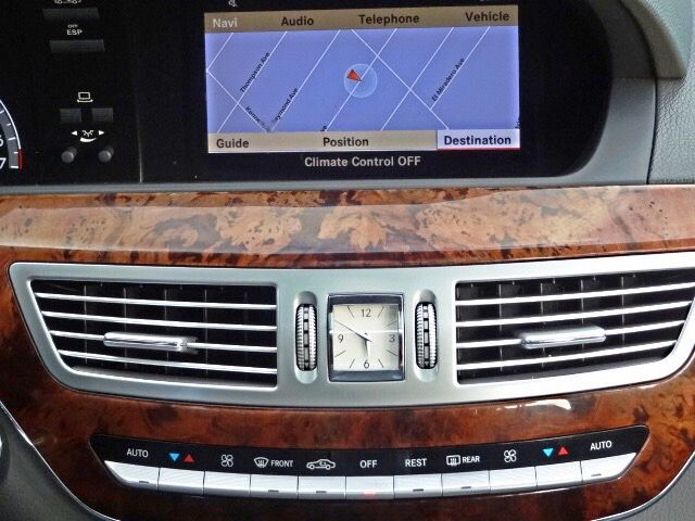 2007 Mercedes-Benz S550 5.5L AUTOMATIC ONLY 77K ORIGINAL MLS NAVIGATION ALLOY WHLS SERVICES RECORDS! Woodland Hills, CA 16