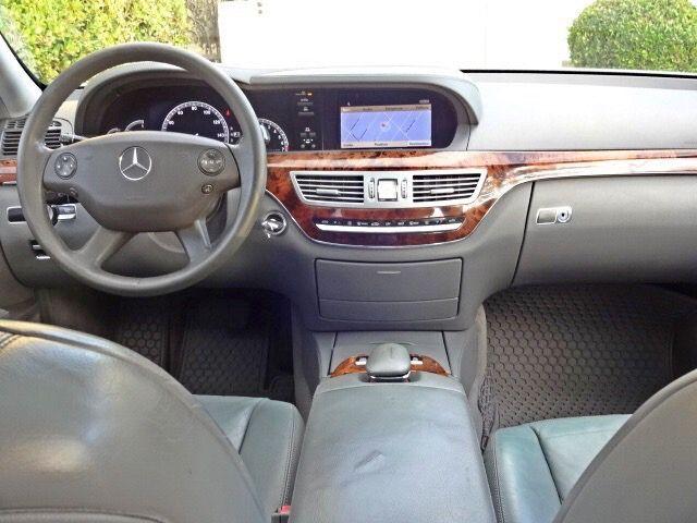 2007 Mercedes-Benz S550 5.5L AUTOMATIC ONLY 77K ORIGINAL MLS NAVIGATION ALLOY WHLS SERVICES RECORDS! Woodland Hills, CA 17
