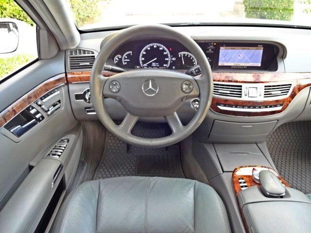 2007 Mercedes-Benz S550 5.5L AUTOMATIC ONLY 77K ORIGINAL MLS NAVIGATION ALLOY WHLS SERVICES RECORDS! Woodland Hills, CA 18