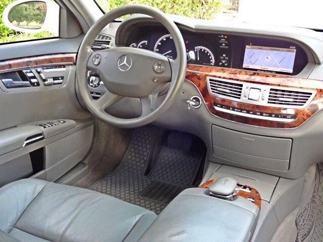 2007 Mercedes-Benz S550 5.5L AUTOMATIC ONLY 77K ORIGINAL MLS NAVIGATION ALLOY WHLS SERVICES RECORDS! Woodland Hills, CA 19