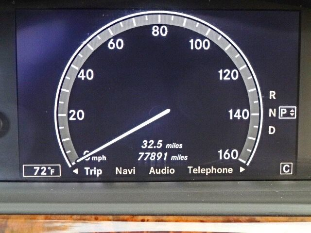 2007 Mercedes-Benz S550 5.5L AUTOMATIC ONLY 77K ORIGINAL MLS NAVIGATION ALLOY WHLS SERVICES RECORDS! Woodland Hills, CA 15