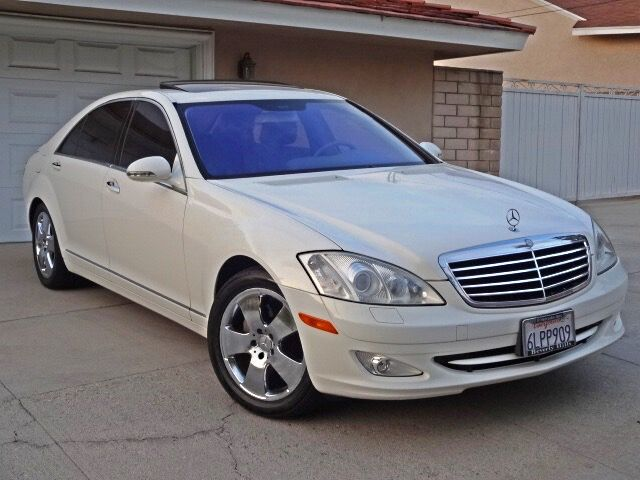 2007 Mercedes-Benz S550 5.5L AUTOMATIC ONLY 77K ORIGINAL MLS NAVIGATION ALLOY WHLS SERVICES RECORDS! Woodland Hills, CA 8