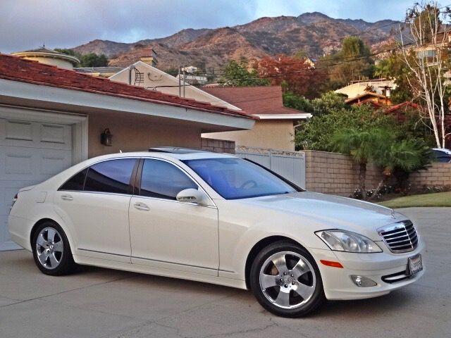 2007 Mercedes-Benz S550 5.5L AUTOMATIC ONLY 77K ORIGINAL MLS NAVIGATION ALLOY WHLS SERVICES RECORDS! Woodland Hills, CA 6