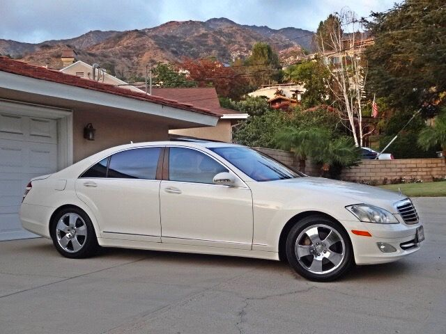 2007 Mercedes-Benz S550 5.5L AUTOMATIC ONLY 77K ORIGINAL MLS NAVIGATION ALLOY WHLS SERVICES RECORDS! Woodland Hills, CA 5