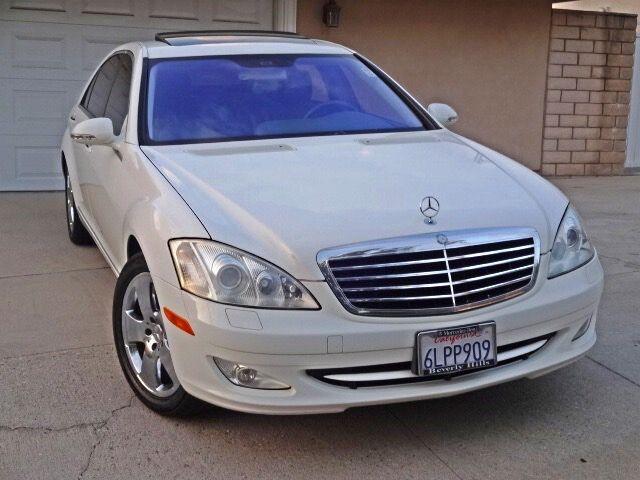 2007 Mercedes-Benz S550 5.5L AUTOMATIC ONLY 77K ORIGINAL MLS NAVIGATION ALLOY WHLS SERVICES RECORDS! Woodland Hills, CA 29