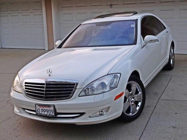 2007 Mercedes-Benz S550 5.5L AUTOMATIC ONLY 77K ORIGINAL MLS NAVIGATION ALLOY WHLS SERVICES RECORDS! Woodland Hills, CA 30