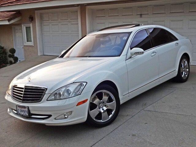 2007 Mercedes-Benz S550 5.5L AUTOMATIC ONLY 77K ORIGINAL MLS NAVIGATION ALLOY WHLS SERVICES RECORDS! Woodland Hills, CA 33