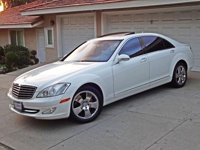 2007 Mercedes-Benz S550 5.5L AUTOMATIC ONLY 77K ORIGINAL MLS NAVIGATION ALLOY WHLS SERVICES RECORDS! Woodland Hills, CA 1