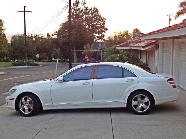 2007 Mercedes-Benz S550 5.5L AUTOMATIC ONLY 77K ORIGINAL MLS NAVIGATION ALLOY WHLS SERVICES RECORDS! Woodland Hills, CA 31