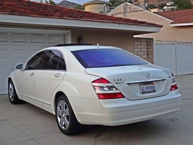 2007 Mercedes-Benz S550 5.5L AUTOMATIC ONLY 77K ORIGINAL MLS NAVIGATION ALLOY WHLS SERVICES RECORDS! Woodland Hills, CA 34