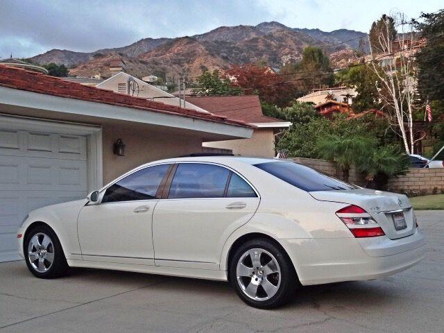 2007 Mercedes-Benz S550 5.5L AUTOMATIC ONLY 77K ORIGINAL MLS NAVIGATION ALLOY WHLS SERVICES RECORDS! Woodland Hills, CA 3