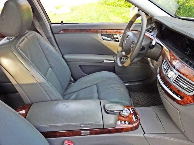 2007 Mercedes-Benz S550 5.5L AUTOMATIC ONLY 77K ORIGINAL MLS NAVIGATION ALLOY WHLS SERVICES RECORDS! Woodland Hills, CA 21