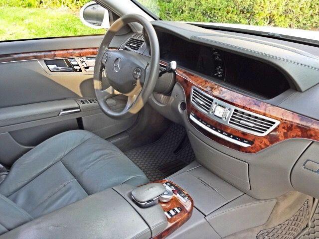 2007 Mercedes-Benz S550 5.5L AUTOMATIC ONLY 77K ORIGINAL MLS NAVIGATION ALLOY WHLS SERVICES RECORDS! Woodland Hills, CA 23